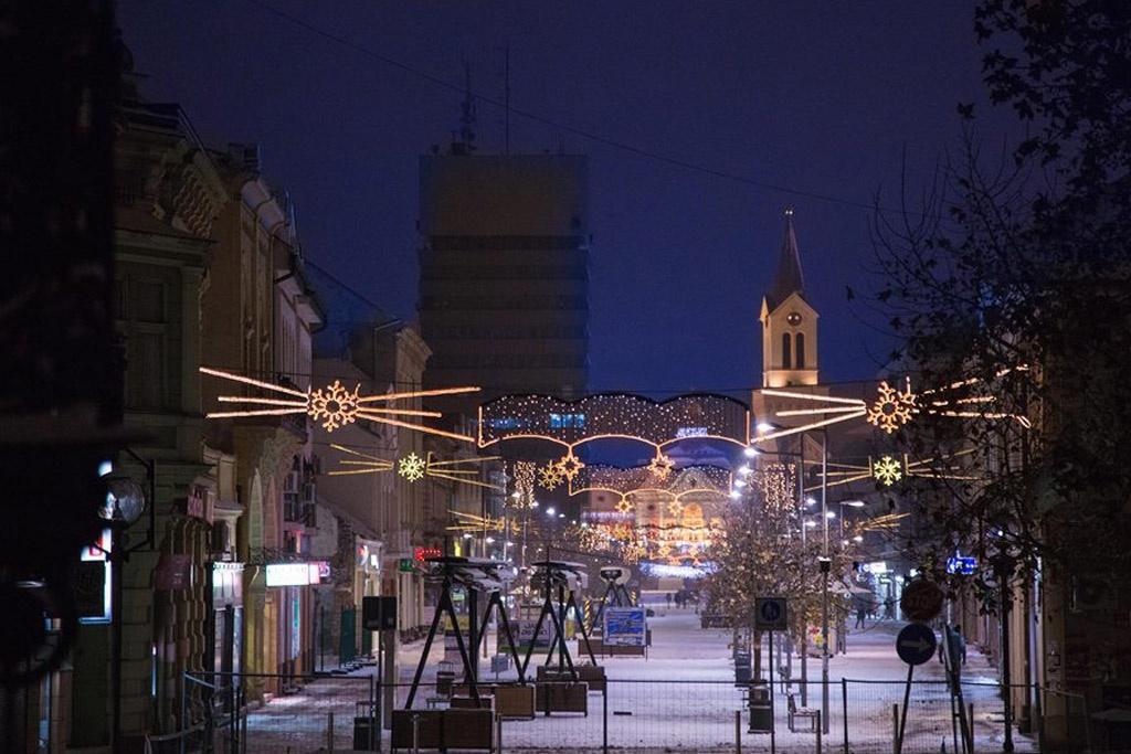 Zima u Zrenjaninu